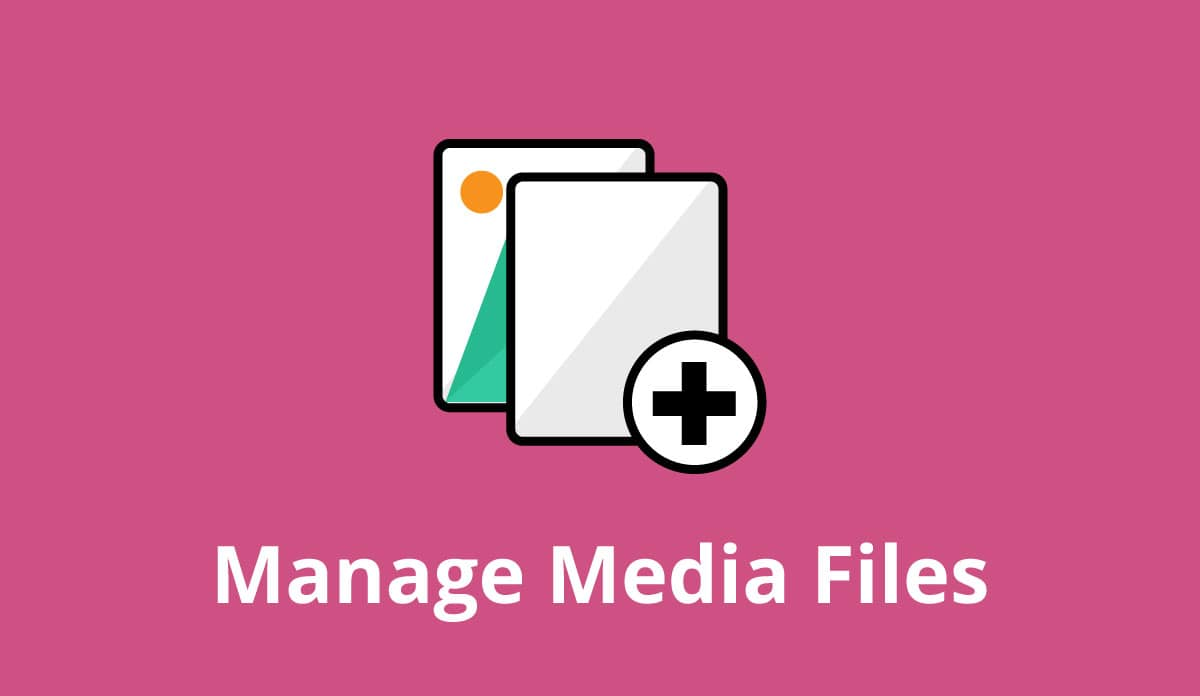 Manage Media Files